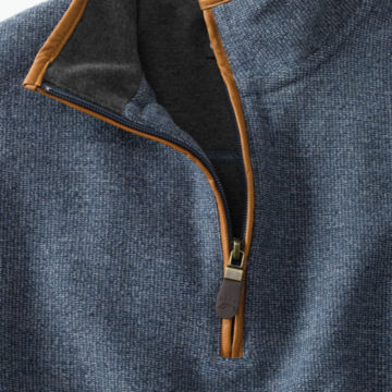Simoom Tweed Quarter-Zip Sweatshirt -  image number 2