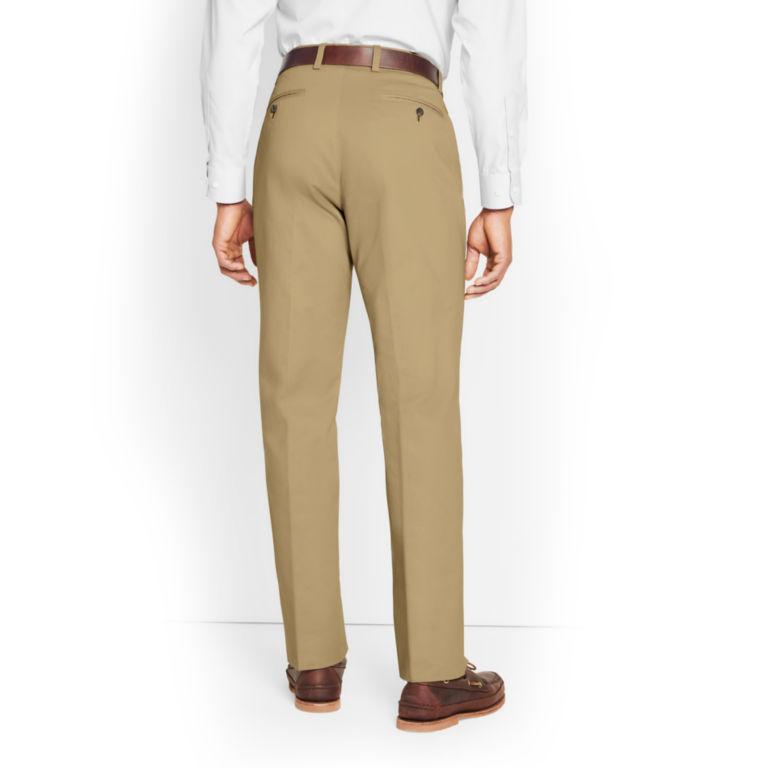 Ultimate Khakis Plain Front -  image number 3