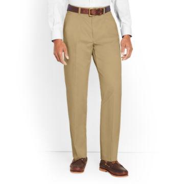 Ultimate Khakis Plain Front -  image number 1