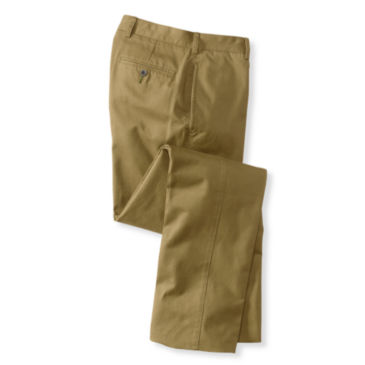 Ultimate Khakis Plain Front -