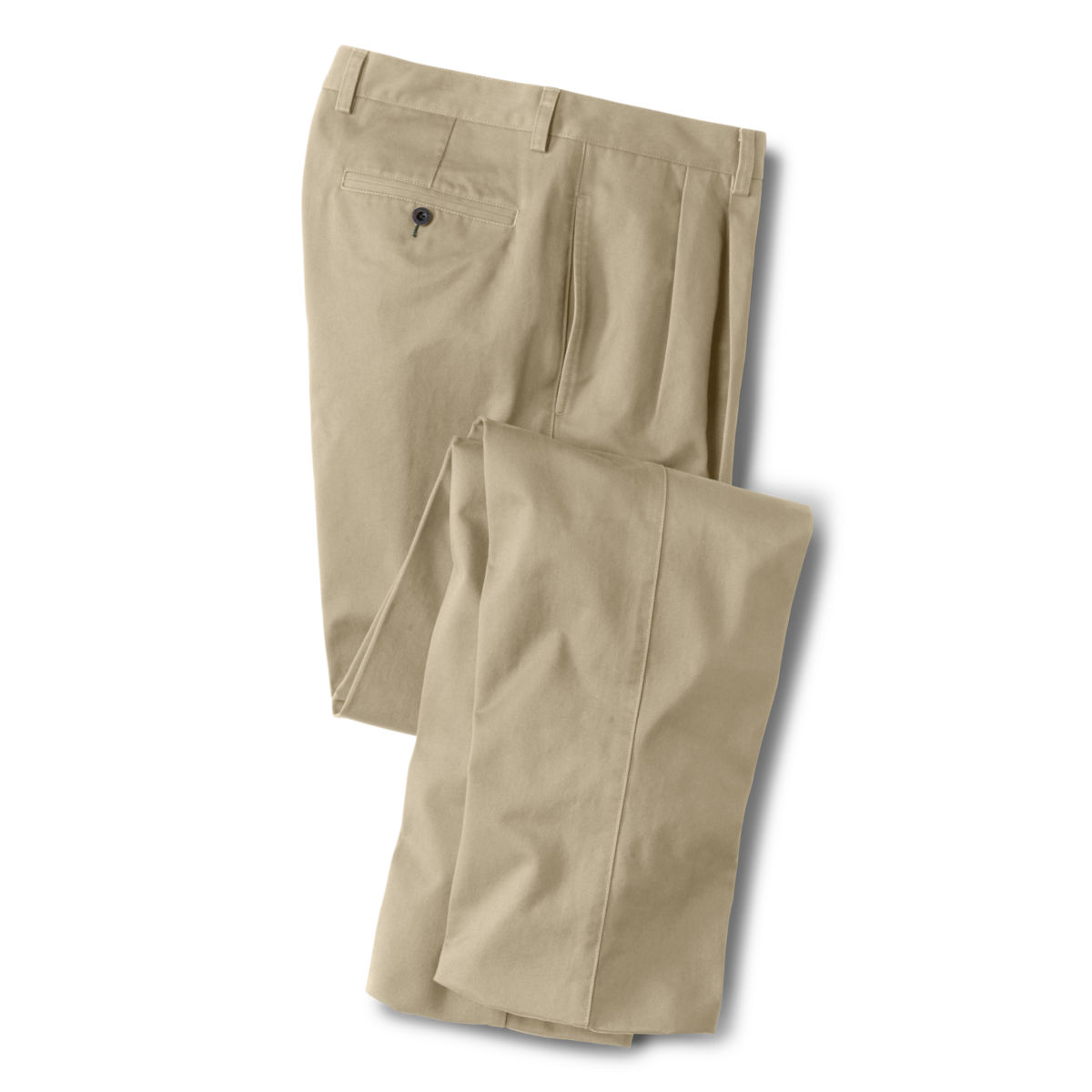 Ultimate Khakis Pleated Front - image number 0