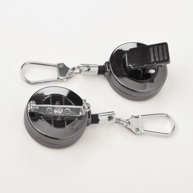 Black Nickel Zinger / Pin-on -  image number 1