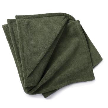 Microfiber Dog-Drying Towel -