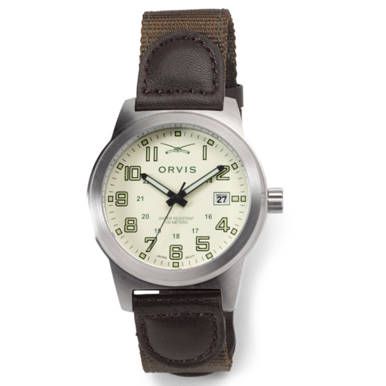 New Battenkill Field Watch - OLIVE image number 0