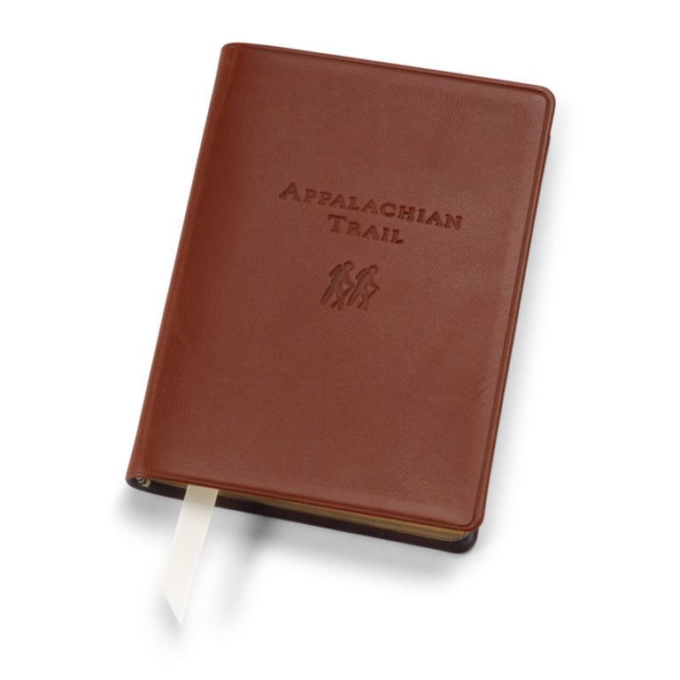 Personalized Leather-Bound Atlas -  image number 2