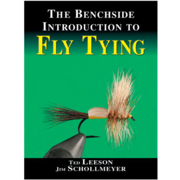 Benchside Intro to Fly Tying -
