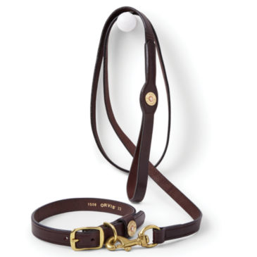 Shotshell Collar and Leash -