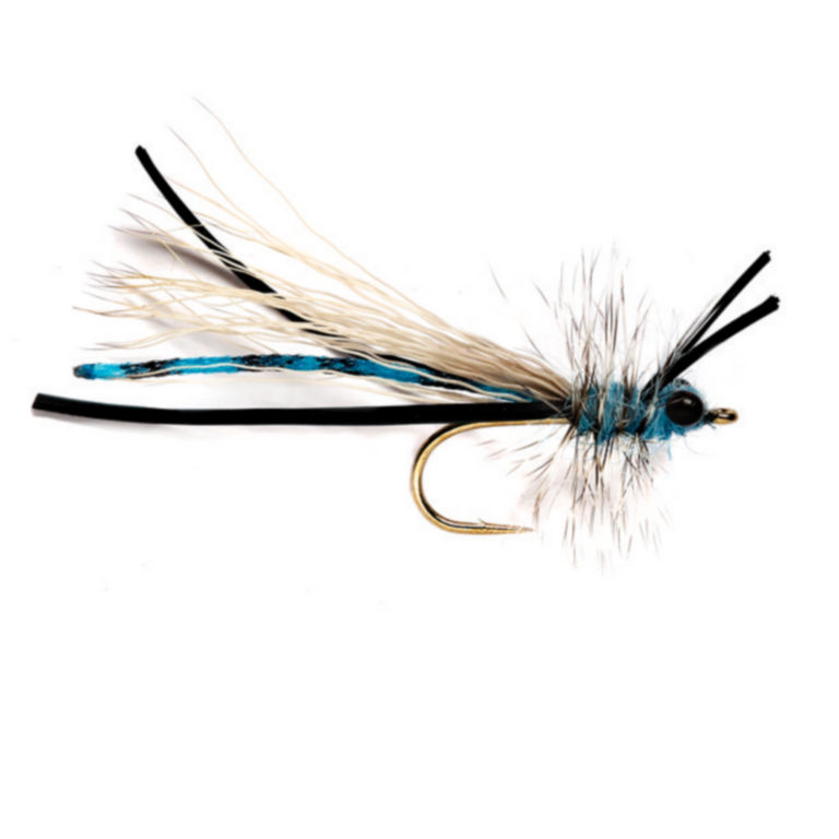 Fluttering Blue Damsel -  image number 0