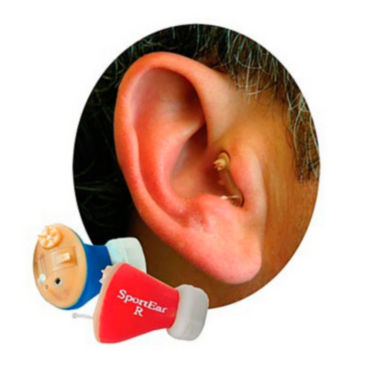 Digital Internal Hearing Protection / Premium S412 PR -