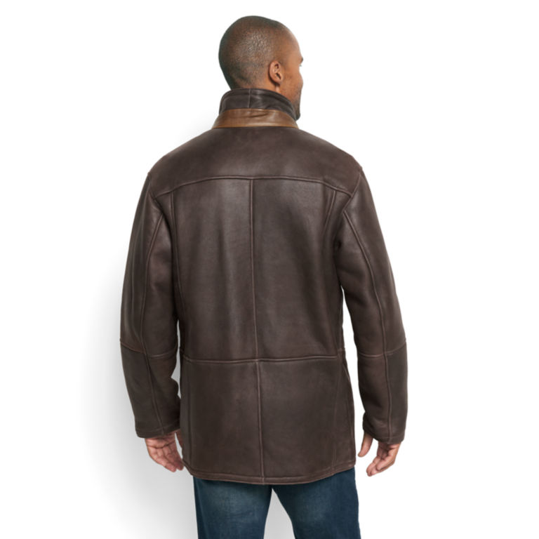 World's Finest Shearling Coat -  image number 3