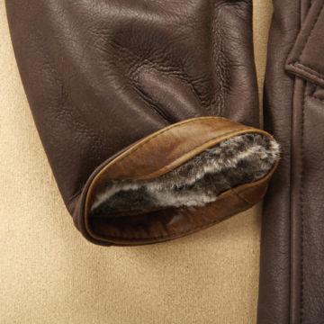 World's Finest Shearling Coat -  image number 5