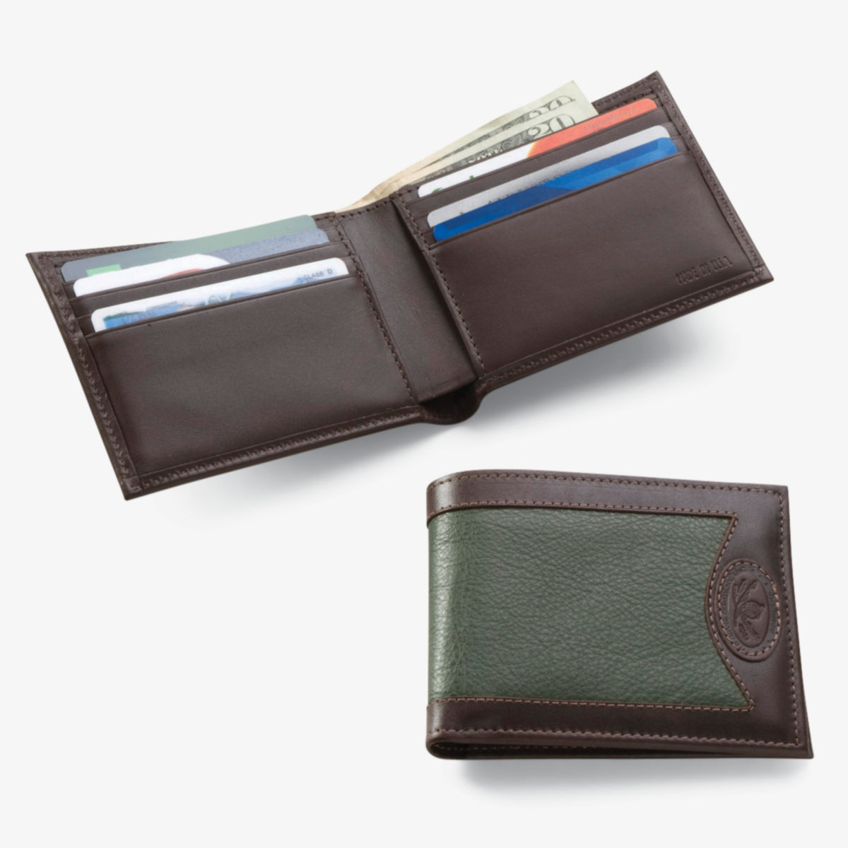 Classic Thinfold Wallet - image number 0