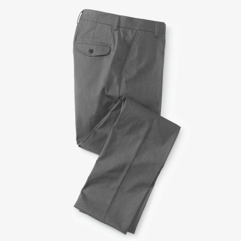 World's Most Comfortable Cotton-Blend Chinos - Plain Front -  image number 2