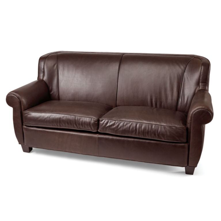 Orvis Leather Furniture - Sofa -  image number 0