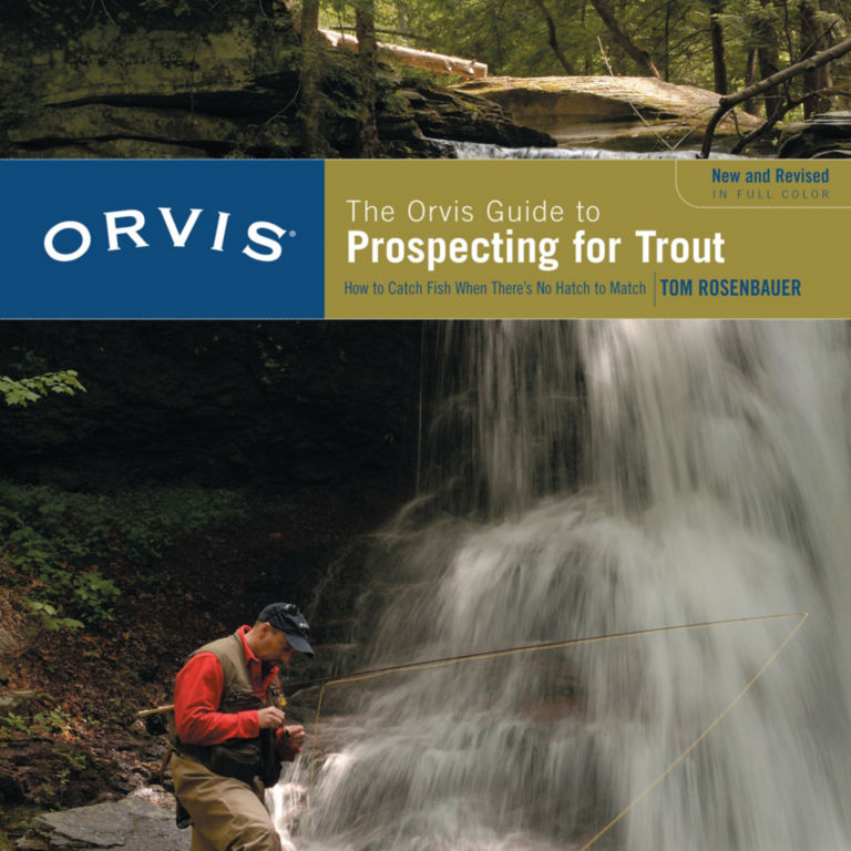 The Orvis Guide to Prospecting for Trout -  image number 0