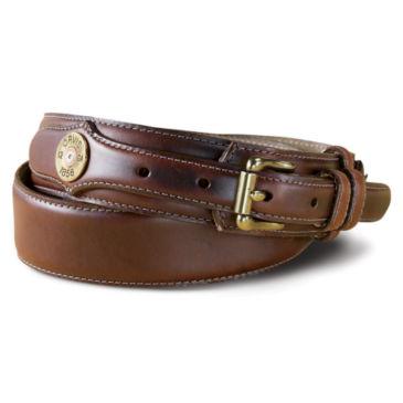 Heritage Leather Shotshell Ranger Belt -