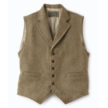 Casual Wool Vest -  image number 0