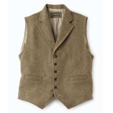 Casual Wool Vest -