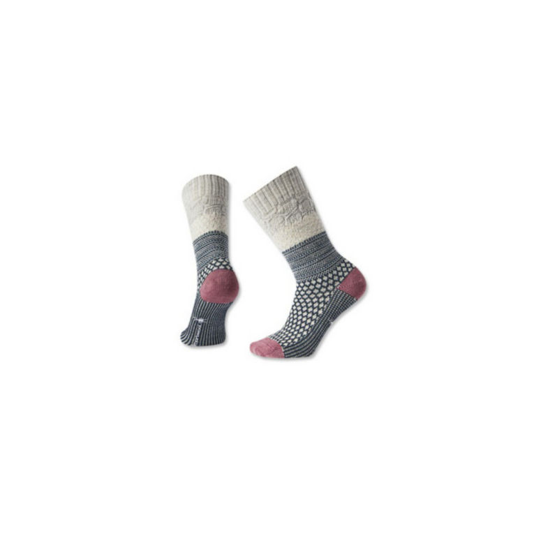Smartwool®  Popcorn Cable Crew Socks -  image number 0