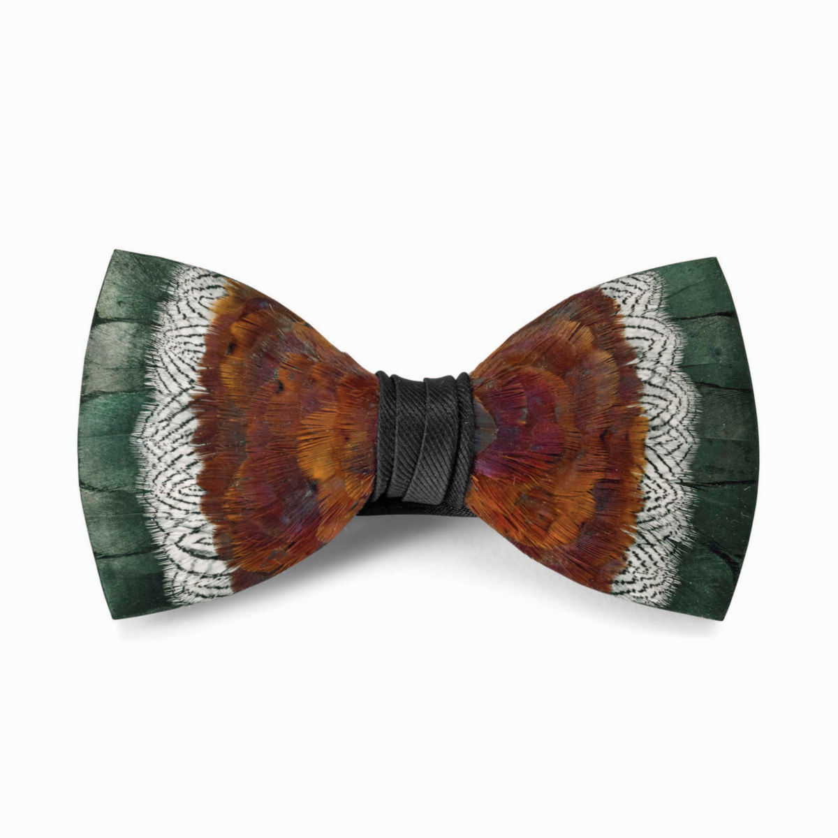Brackish Feather Bow Ties - image number 0