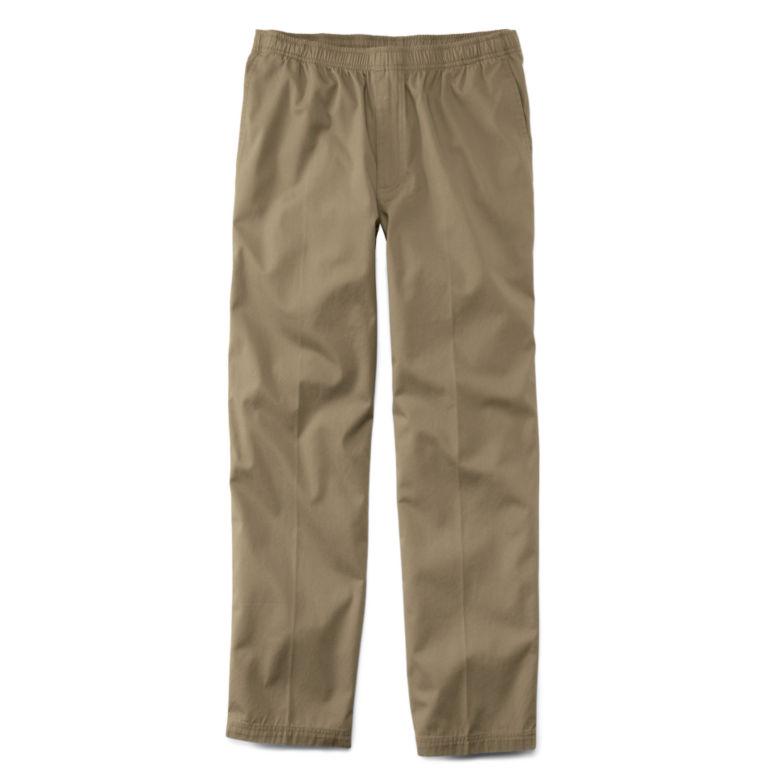 Bush Poplin Drawstring Pants -  image number 0