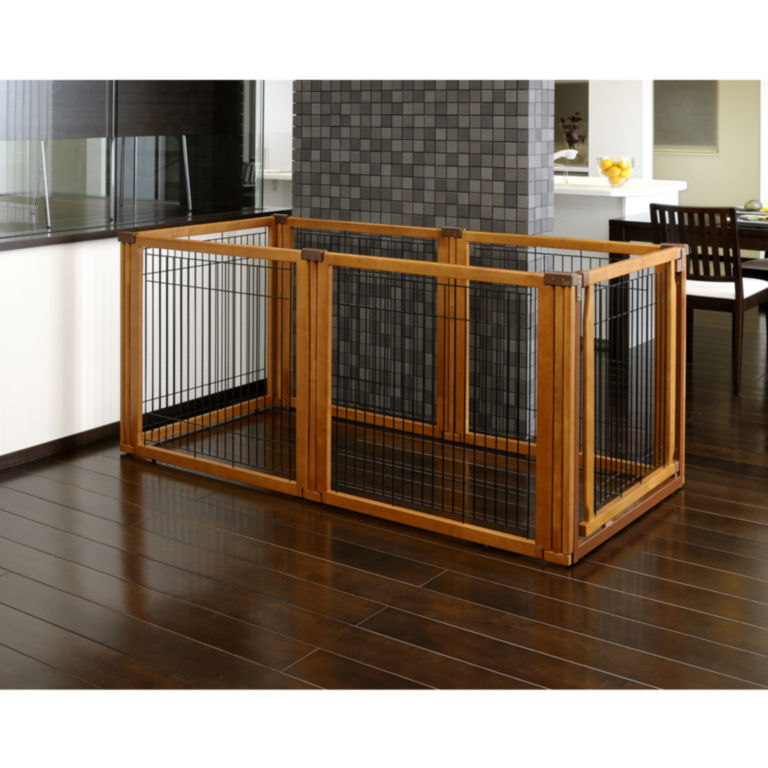 6-Panel Gate/Crate Combo -  image number 1
