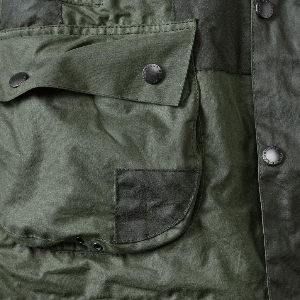 Barbour Pocket Patch