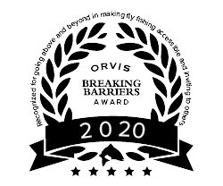 Black and White Breaking Barriers Logo