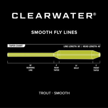 Clearwater®  Fly Line -  image number 2