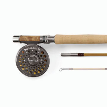 1856 Bamboo Fly Rod -  image number 1