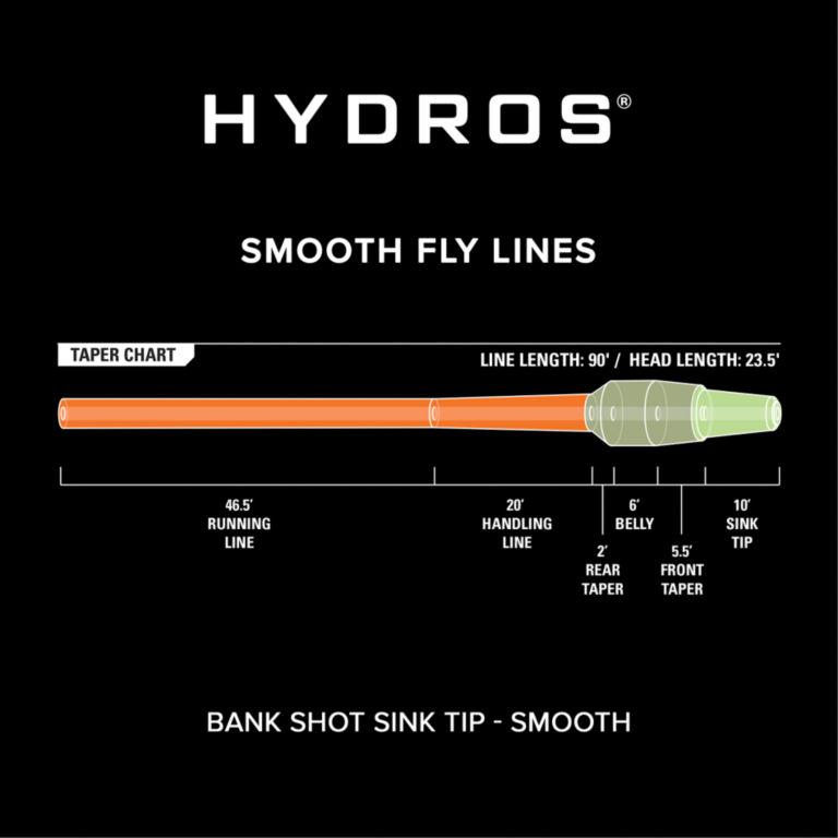 Hydros®  Bank Shot Sink Tip -  image number 2