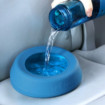 No-Splash Travel Bowl -  image number 0