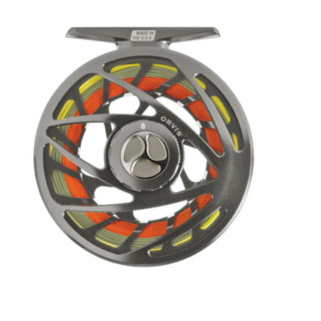 A fly reel