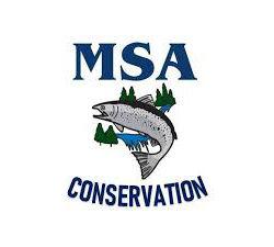 Miramichi Salmon Association logo
