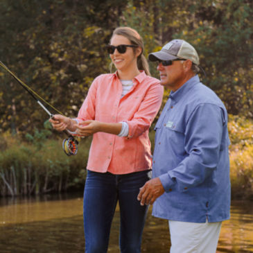 Sylacauga, Alabama Fly-Fishing School -