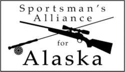 Sportsman's Alliance for Alaska logo