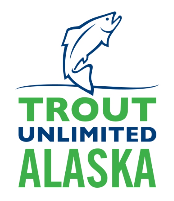 Trout Unlimited Alaska logo
