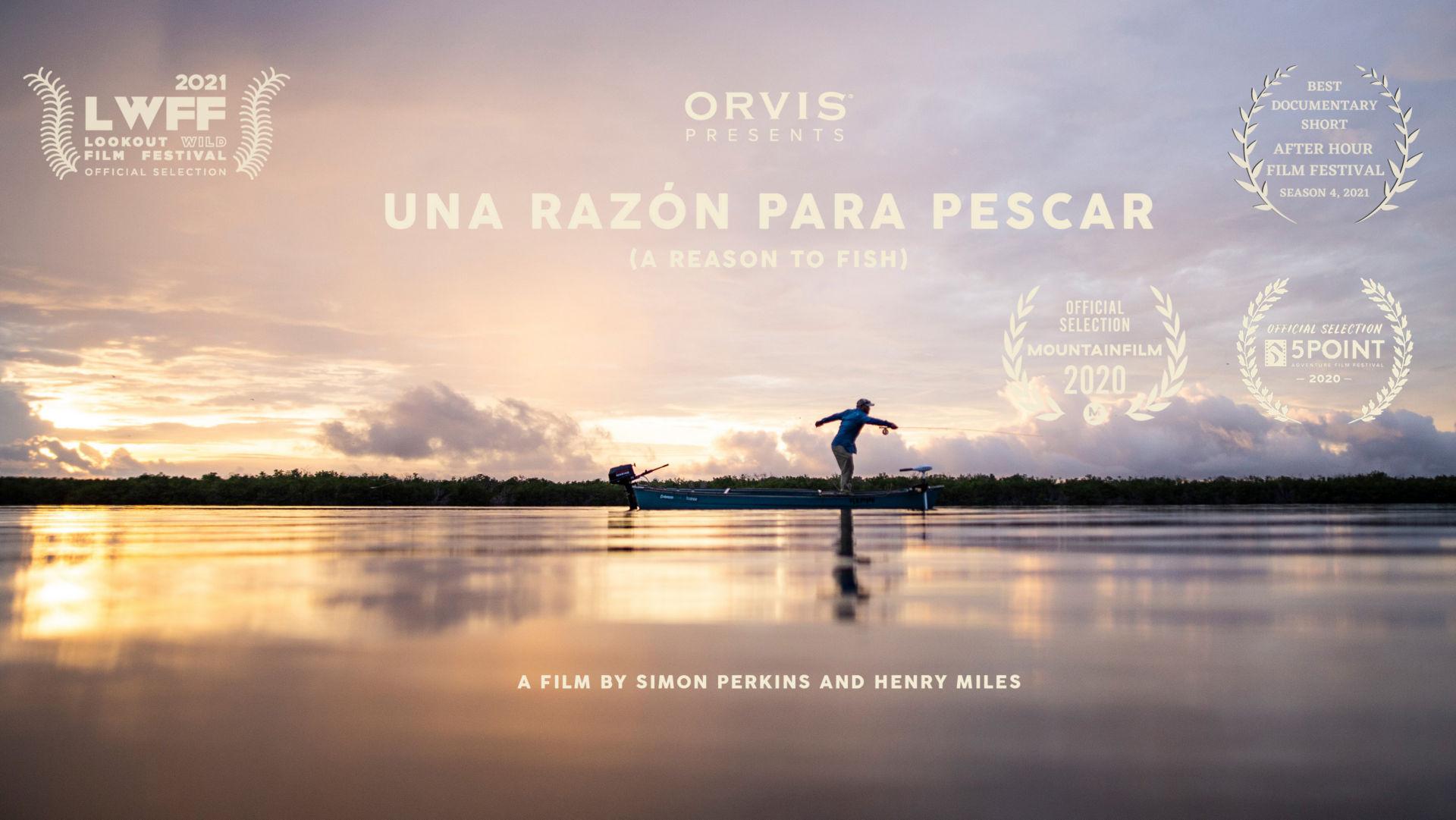 Una Razon Para Pescar video with awards and nominations.