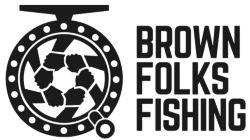 Brown Folks Fishing Logo